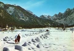 Valbruna - Gruppo Jof Fuart